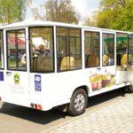 Электро автобус Turo 14S