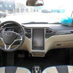 Электромобиль Zotye E30