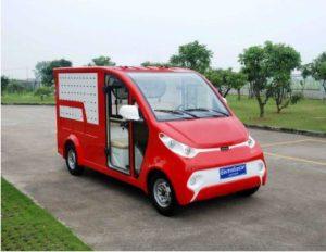 Грузовой Электромобиль Cargo S700