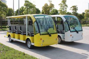 Электроавтобус Turo DN-11