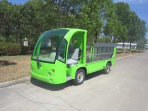 Электрогрузовик Cargo В3