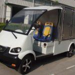 Гольфмобиль Rum Car