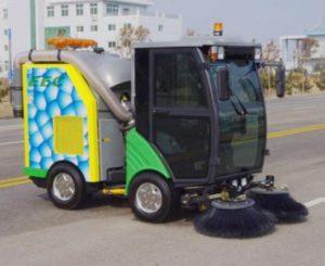 Подметально Уборочная Машина Clean Car