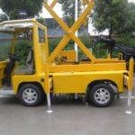 Электромобиль автовышка Lift Car