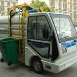Электромобиль мусоровоз GT-M