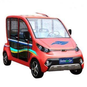 Электромобиль 4х-местный ElectroEco T4