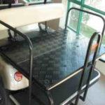 Раскладные сиденья электрокара ElectroEcoCar