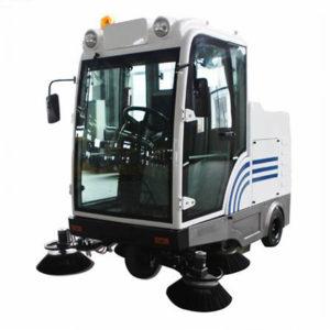 Электро подметальная машина E800