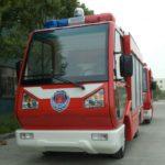 Электромобиль Пожарная Машина FT 1000