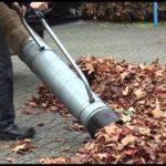 Пылесос для листьев G3