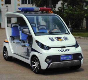 Электромобиль Патрульный ElectroEco S700-P
