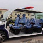 Электромобиль патрульный 6ти-местный ElectroEco