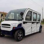 Электромобиль 6ти-местный ElectroEco T6A