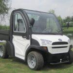 Электрокар грузовой Cargo CX-S