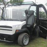 Мини электрокар грузовой Cargo CX-S