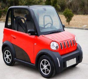Электромобиль Mini J