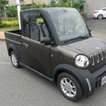 Электромобиль Pickup Mini J
