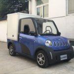 Пикап Электромобиль Pickup Mini J