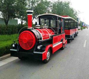 Паровозик Электрический Train V1