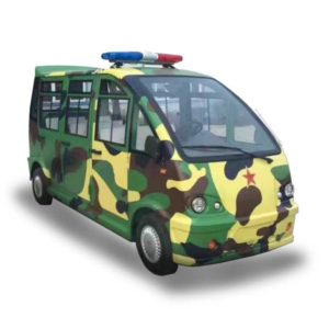 Электрокар для армии