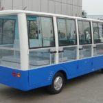 Электроавтобус GloBus 14S