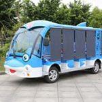 Электроавтобус Delphin 14SS