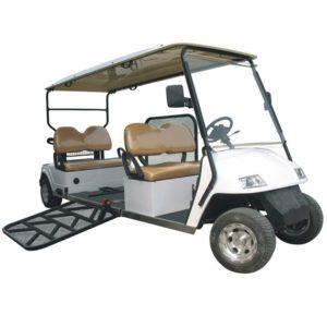 Электрокар для инвалидной коляски Element 6H