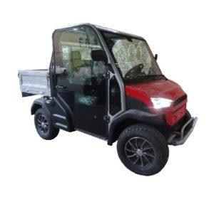 Мини электрокар грузовой Kayman 700