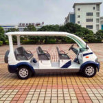 Электромобиль пассажирский X60