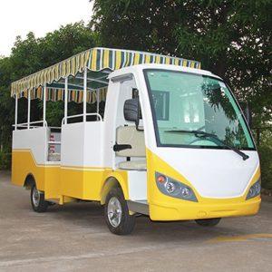 Электроавтобус ZooTour 14S