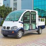 Электромобиль грузопассажирский X50