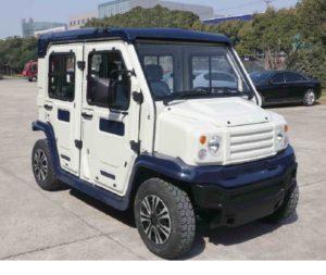 Пассажирский электромобиль Феникс 4S