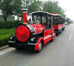 PAROVOZIK ELECTRICHESKIY TRAIN V1