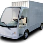электрогрузовик cargo c90x