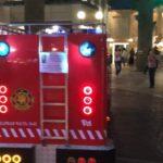 Пожарная машина электромобиль