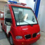 Пожарная машина T11 электромобиль