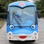 Дельфин Автобус для парка