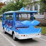 Автобус аккумуляторный Дельфин