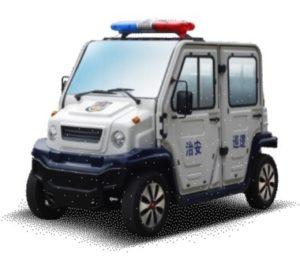 Патрульный электрокар ДОЗОР 007